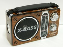 Radio MP3/USB/SD WAXIBA XB-122URT